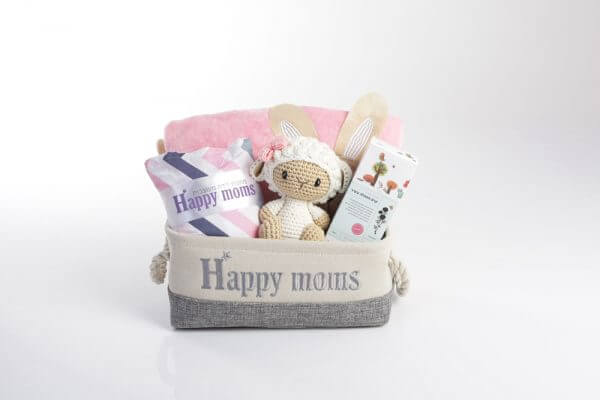 מתנה ליולדת בת עם מארז מיטל