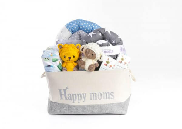 מתנות לתינוקות עם דובונים צבעוניים
