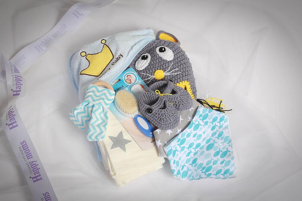 מתנה מקורית לתינוק שנולד